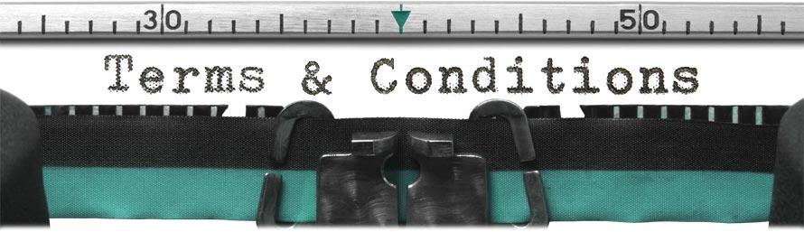 Terme en voorwaardes