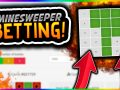 CSGO BETTING: MINESWEEPER BETTING!! CS:GO Skin Gambling Site Free Coins CSGOBrawl (CS GO Gambling)