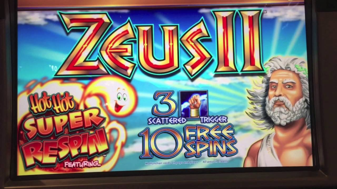 Zeus ii slot machine free play best no deposit bonus casino 2015