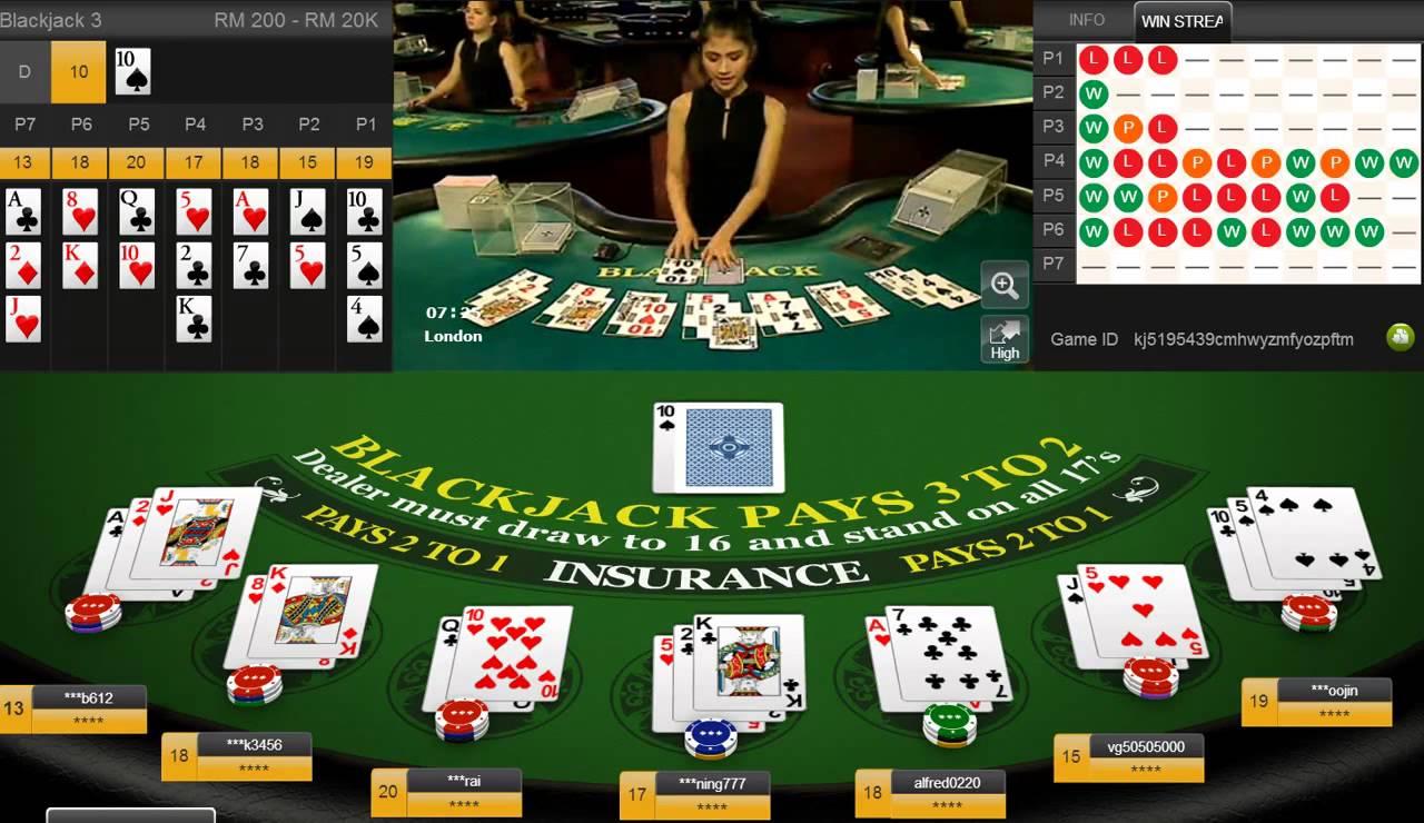 Gambling formulation