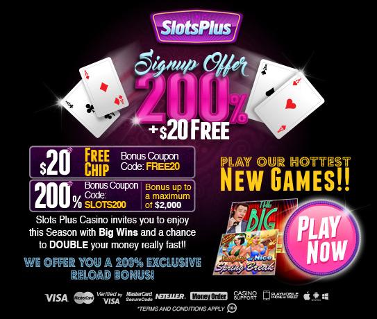 20 free bonus casino