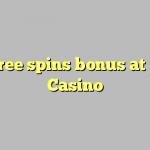 45 gratis spins bonus på Jefe Casino