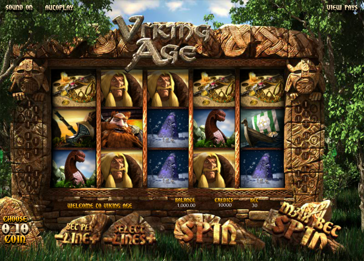 Nordic Vikings Slot - Play Online Video Slots for Free