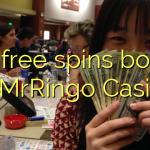 125 الحرة يدور المكافأة في كازينو MrRingo