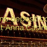 160 geen deposito bonus by Anna Casino