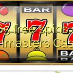 165 free spins at Winmasters Casino