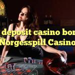 25 no deposit casino bonus at Norgesspill Casino