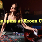 45 free spins at Kroon Casino