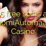 45 točí SuomiAutomaatti kasino zdarma