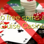 60 free spins at Cruise Casino