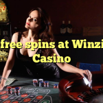 70 free spins at Winzino Casino