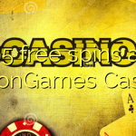 95 free spins at MoonGames Casino