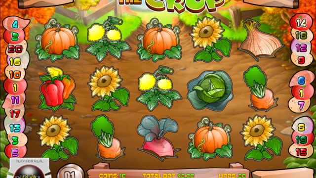 Cream of the Crop free slot game