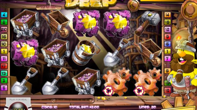 Diggin' Deep free slot game
