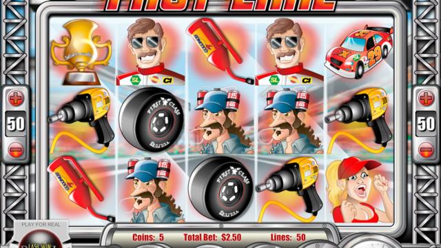 Fast Lane free online slot game