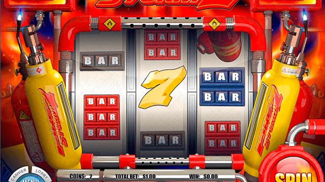 Firestorm 7 free slot
