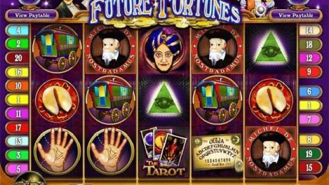 Future Fortunes free slot