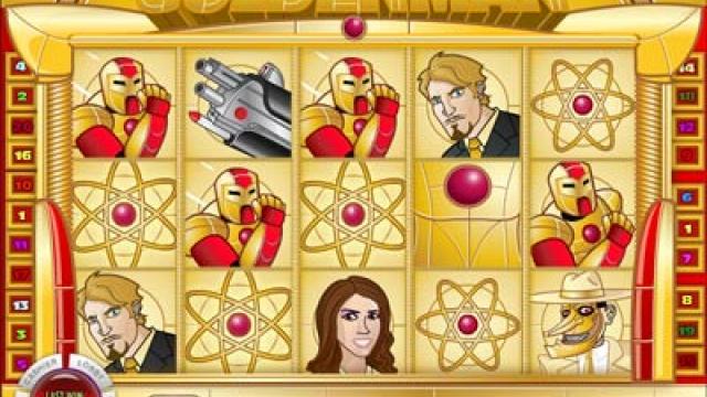 Goldenman free slot