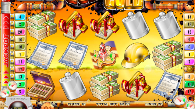 Gushers Gold free slot game