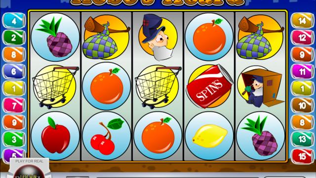 Hobo's Hoard free slot game