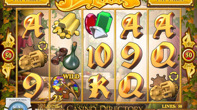 Leonardos Loot free slot game