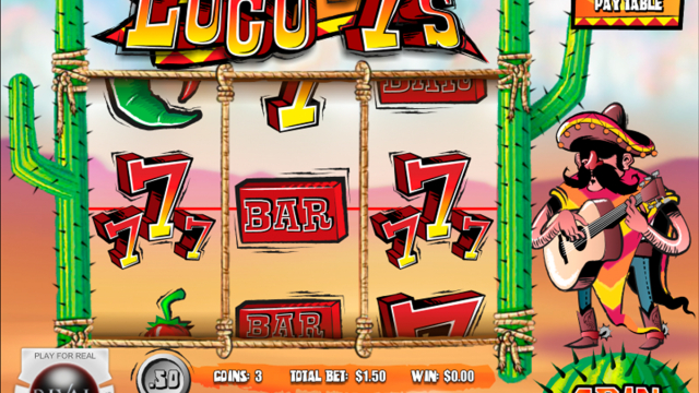 Loco 7's free slot game