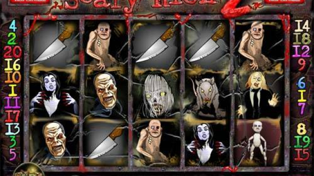 Scary Rich 2 free slot game