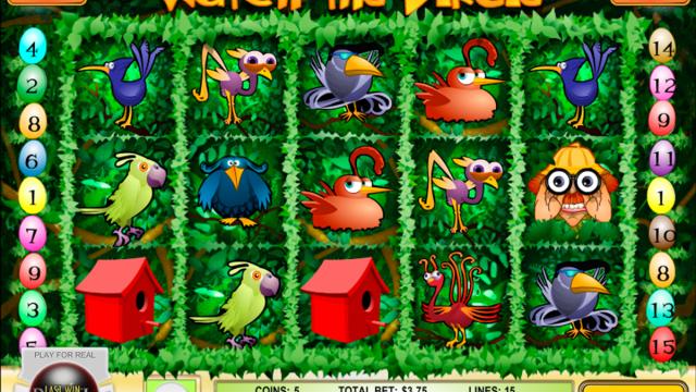 Watch the Birdie free slot
