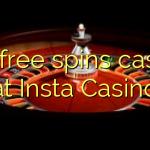 115 free spins casino at Insta  Casino