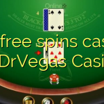 125 free spins casino at DrVegas Casino