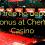 130 bezplatný bonus bez vkladu na Cherry Casino