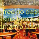 Mamamia Casino'da no deposit casino bonusu özgür 140