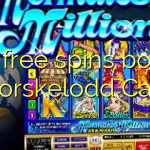 140 free spins bonus at Norskelodd Casino