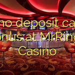 155 bonus senza deposito casinò a casinò MrRingo
