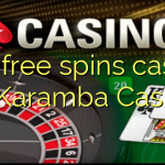 165 free spins casino at Karamba Casino