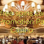 175 free spins casino at Promotion Page Casino