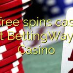 25 free spins casino at BettingWays Casino