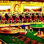 25 no deposit casino bonus at Unibet Casino