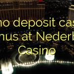 30 no deposit casino bonus at Nederbet  Casino