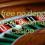 35 free no deposit bonus at Suomiarvat Casino