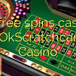 КСНУМКС бесплатно врти казино на ОкСцратцхцардс Цасино