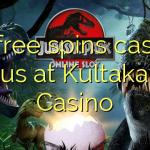 45 free spins casino bonus at Kultakaivos Casino
