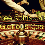 50 free spins casino at Glorious Casino