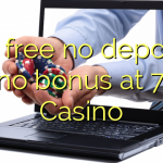 55 free no deposit casino bonus at 7Red Casino