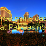 55 free spins casino at Paf Casino