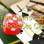 70 free spins casino at Videoslots Casino
