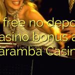 80 free no deposit casino bonus at Karamba Casino