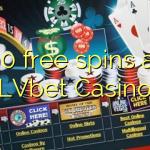 90 free spins at LVbet Casino