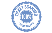 ticket scan guarantee