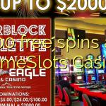 100 free spins at PrimeSlots Casino